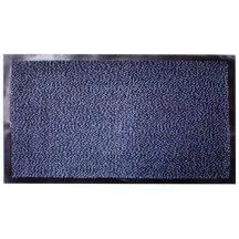 Lábtörlő MagicHome CPM 305 40x60 cm, fekete/kék