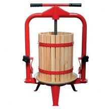 Szőlőprés Harvester CFP12, 12 literes, kerettel