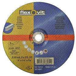 FlexOvit vágókorong 20447 115x6,5 A24R-BF42 acél