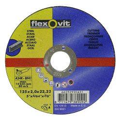 FlexOvit vágókorong 20436 180x2,5 A24R-BF41 acél