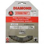 Gyémánt vágókorong TURBO 230mm
