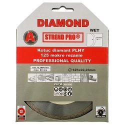 Gyémánt vágókorong 125mm STANDARD