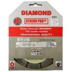 Gyémánt vágókorong SEGMENT 150mm