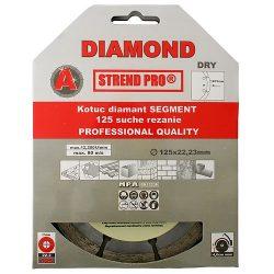 Gyémánt vágókorong SEGMENT 230mm