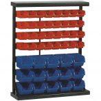 Panel PVC rekeszekkel 1150x940x30mm (32db kicsi / 15db nagy)