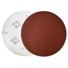 Csiszolókorong KONER D30 125mm, P060, Aluoxide