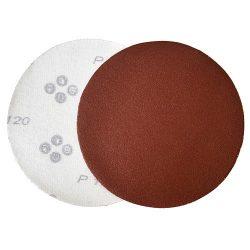 Csiszolókorong KONER D30 125mm, P080, Aluoxide