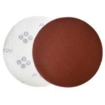 Csiszolókorong KONER D30 125mm, P150, Aluoxide