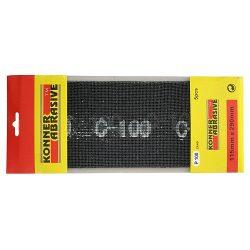 Csiszolóháló 115x290mm G100 (5db)
