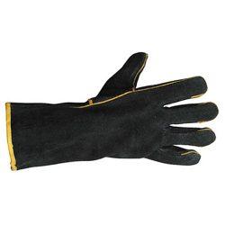 Kesztyű SANDPIPER BLACK 11 bőrhegesztés