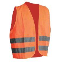 Mellény LYNX Fényvisszaverő mellény narancssárga