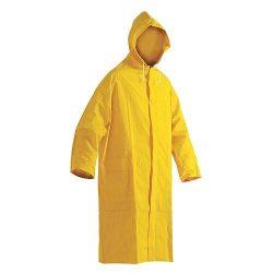 Esőköpeny CETUS sárga, PVC, XL