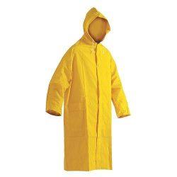 Esőköpeny CETUS sárga, PVC, L