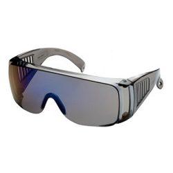 Szemüveg B501 kék, védő