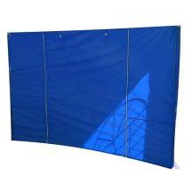 FESTIVAL oldalfal sátorhoz, kék, UV-álló